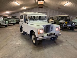 Picture of 1972 Land Rover® Series 3 RESERVED SOLD