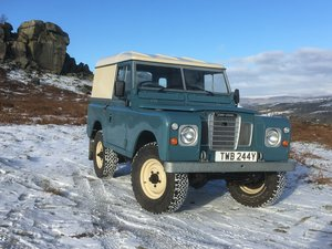 Picture of 1982 Land rover Series 3 For Sale