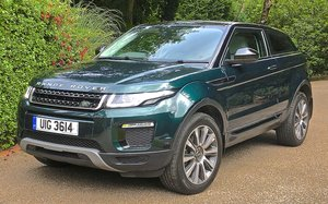 Picture of 2016 Range Rover Evoque TD4 SE Automatic Coupe 1 owner For Sale