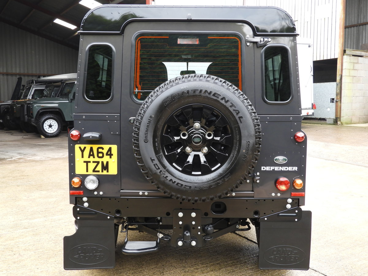2015 LAND ROVER DEFENDER 90 2.2TDCI XS STATION WAGON !!! For Sale (picture 4 of 12)