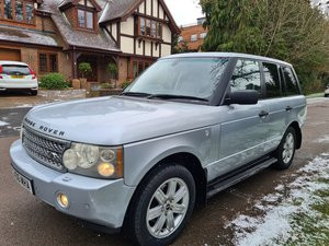 Picture of 2006 Range Rover 3.0 TD Vogue SE Auto Rear Entertainment SOLD