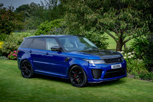 Picture of 2020 Land Rover Range Rover SVR 5.0 V8 575 Bhp 4,000 Miles from N For Sale