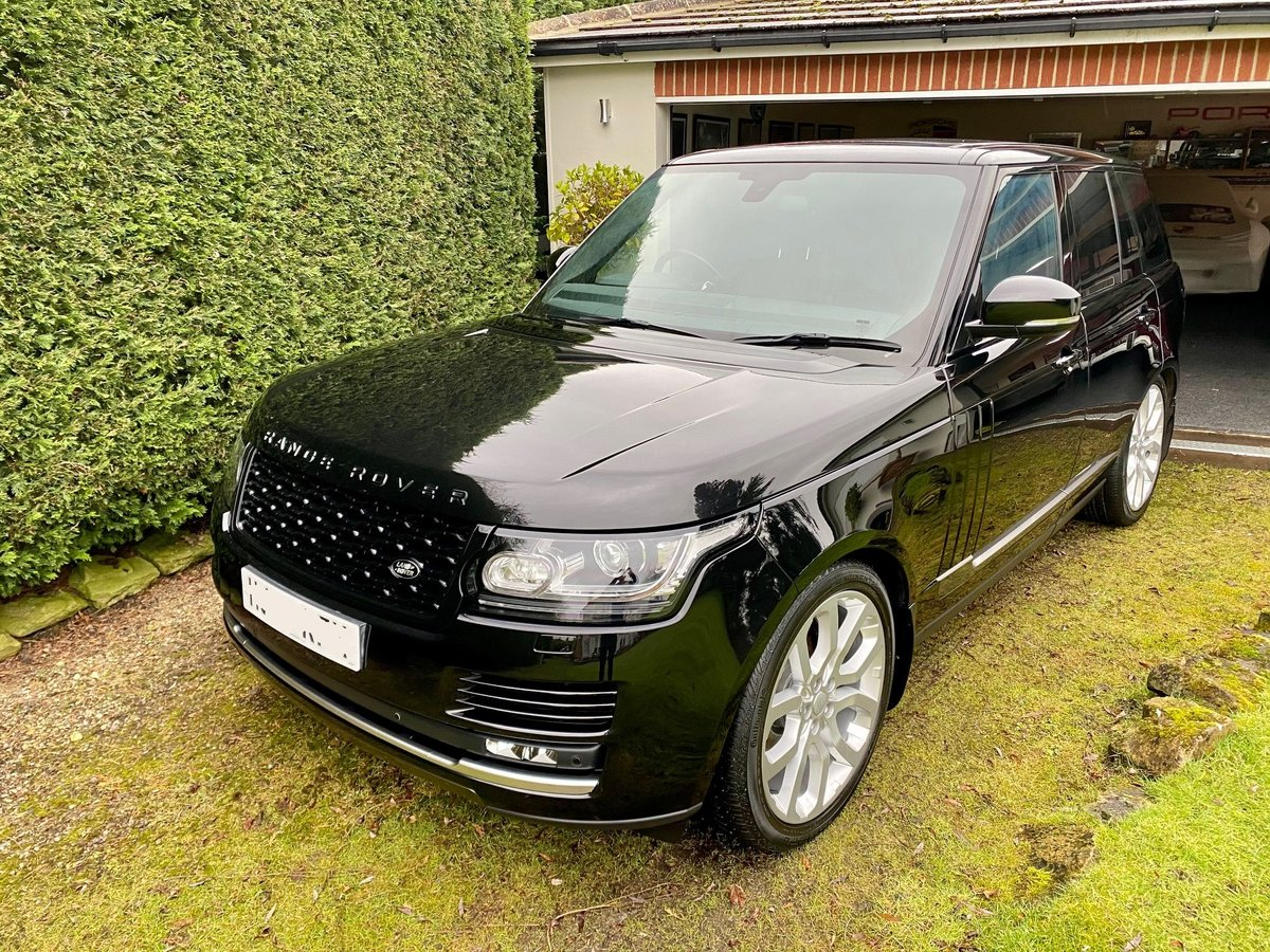£29,950 : 2014 RANGE ROVER VOGUE SD 4.4 V8 For Sale (picture 1 of 12)