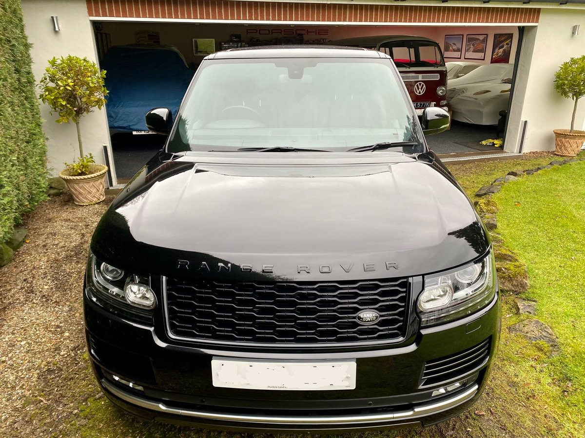 £29,950 : 2014 RANGE ROVER VOGUE SD 4.4 V8 For Sale (picture 6 of 12)