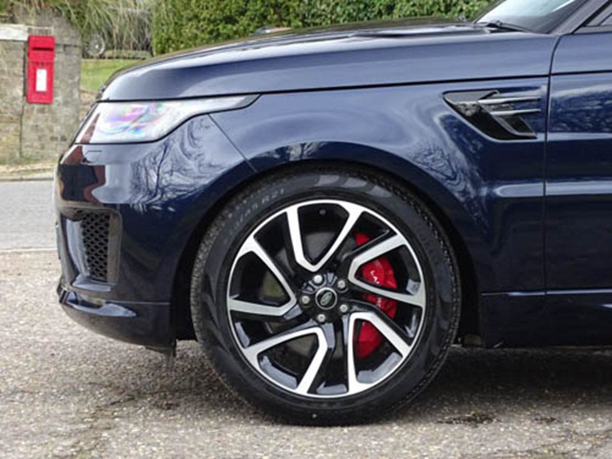2020 Land Rover RANGE ROVER SPORT For Sale (picture 5 of 20)