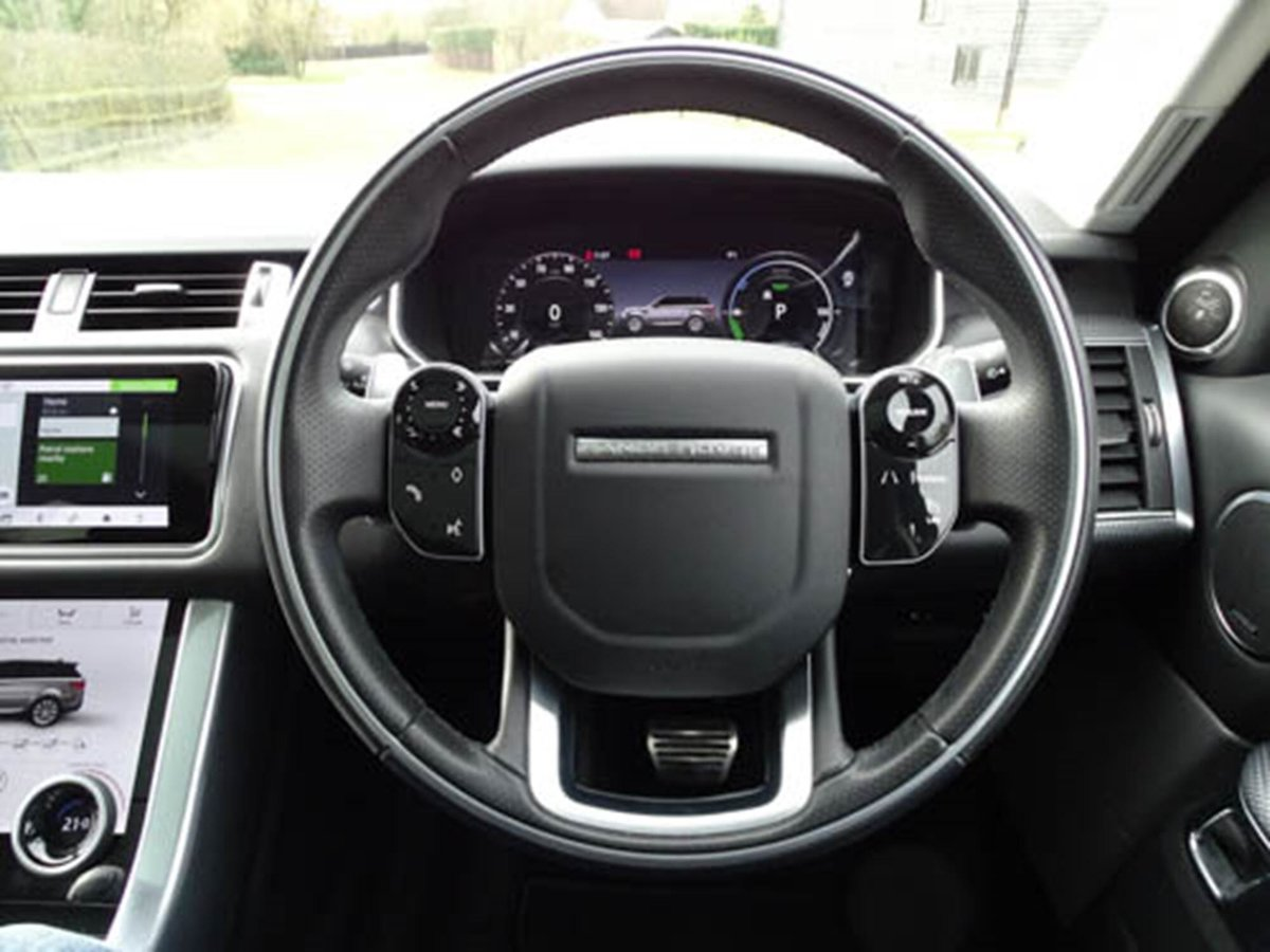 2020 Land Rover RANGE ROVER SPORT For Sale (picture 7 of 20)