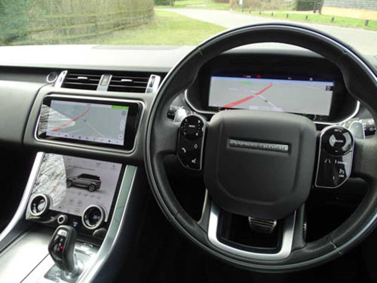 2020 Land Rover RANGE ROVER SPORT For Sale (picture 8 of 20)