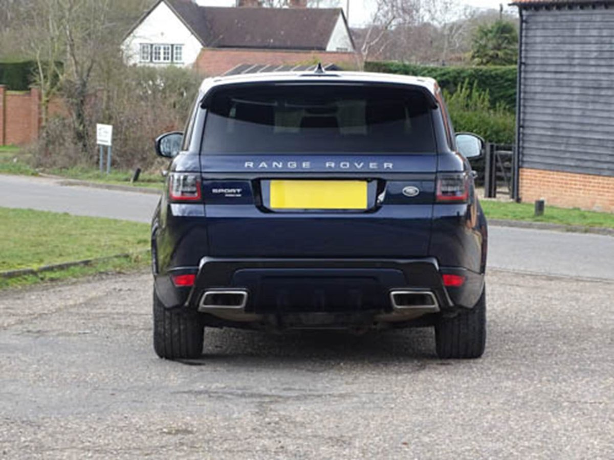 2020 Land Rover RANGE ROVER SPORT For Sale (picture 11 of 20)