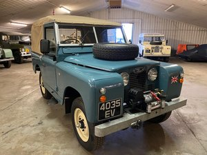 Picture of 1959 Land Rover® Series 2 RESERVED SOLD