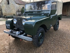 Picture of A 1950 Land Rover Series 1 80'' - 14/07/2021 For Sale by Auction
