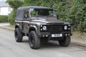 Picture of 2001 Land Rover Defender 90 Soft Top - Kahn Wide Track For Sale