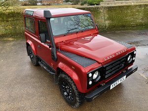 Picture of 2007/57 Defender 90 TDCi County+high spec+2 owners from new SOLD