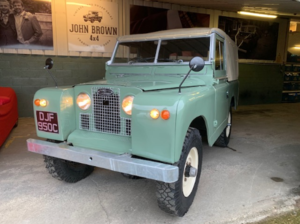 Picture of 1965 Land Rover® Series 2a *MOT & Tax Exempt Ragtop* (DJF) SOLD SOLD