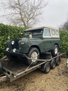Picture of 1960 series 2 for sale 07880700636 For Sale