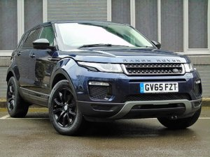 Picture of 2015 Land Rover Range Rover Evoque 2.0 TD4 SE Tech 4WD (s/s) 5dr SOLD