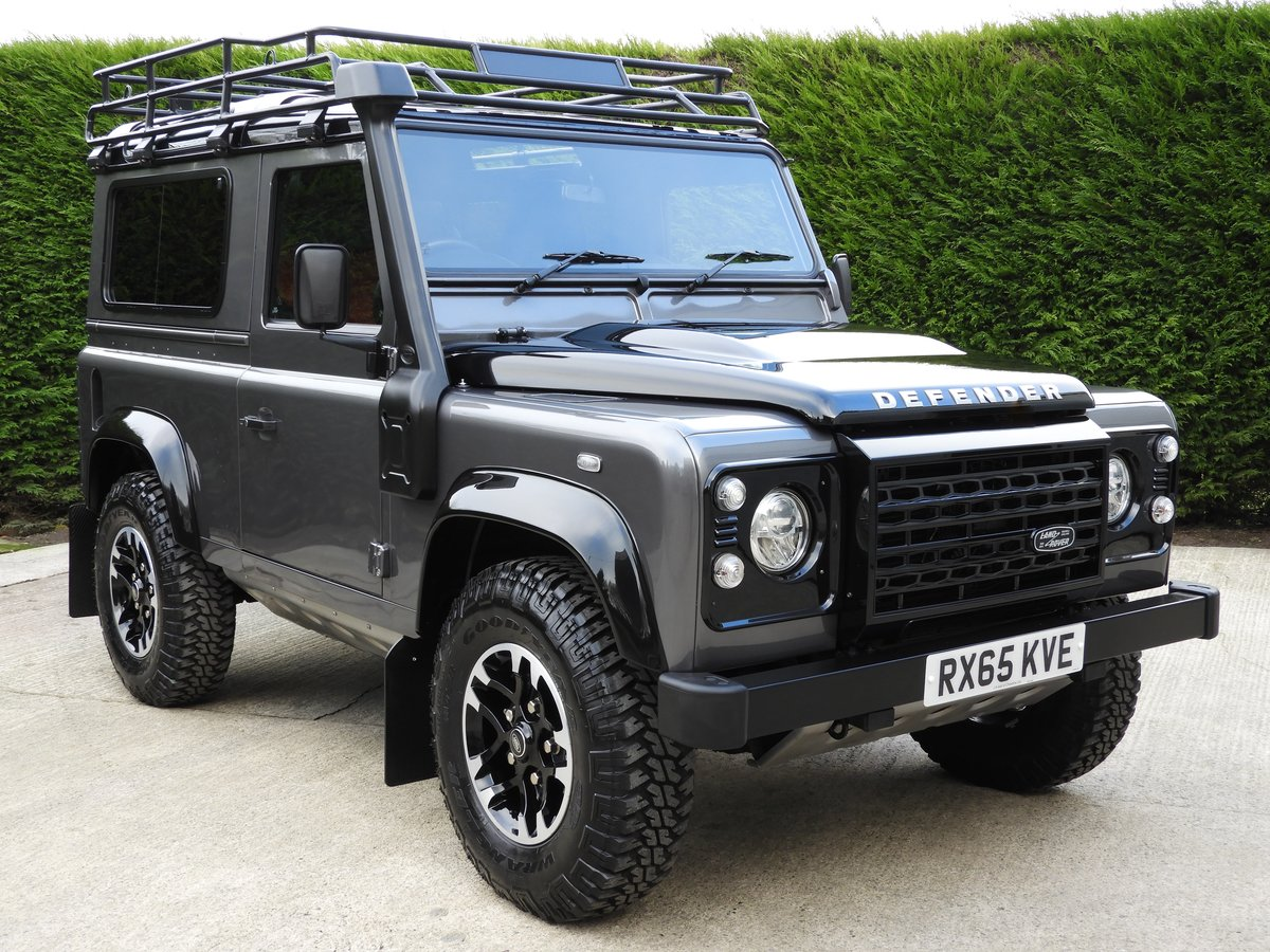 2015 LAND ROVER DEFENDER 90 2.2TDCI ADVENTURE STATION WAGON For Sale (picture 1 of 12)