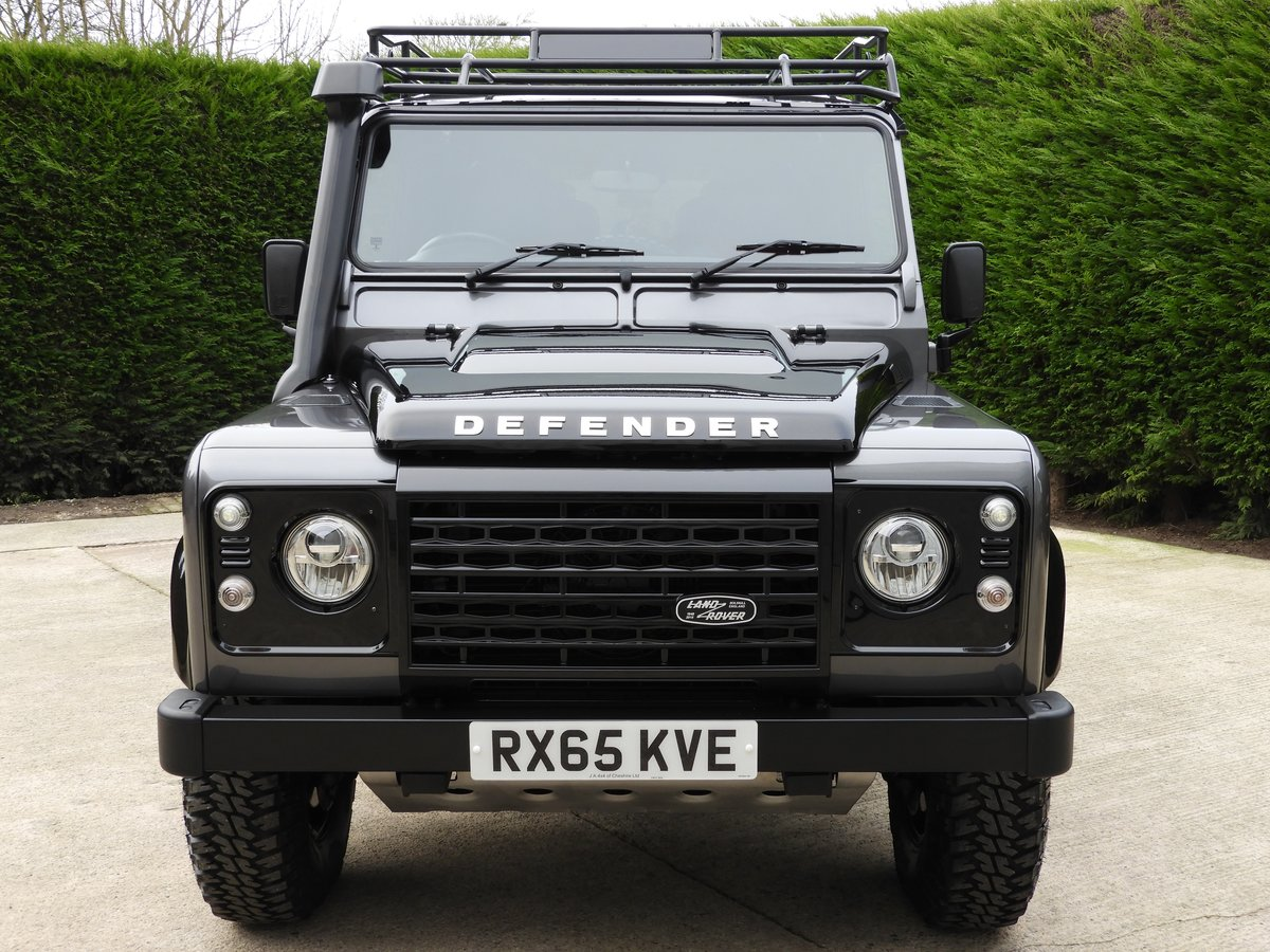 2015 LAND ROVER DEFENDER 90 2.2TDCI ADVENTURE STATION WAGON For Sale (picture 3 of 12)