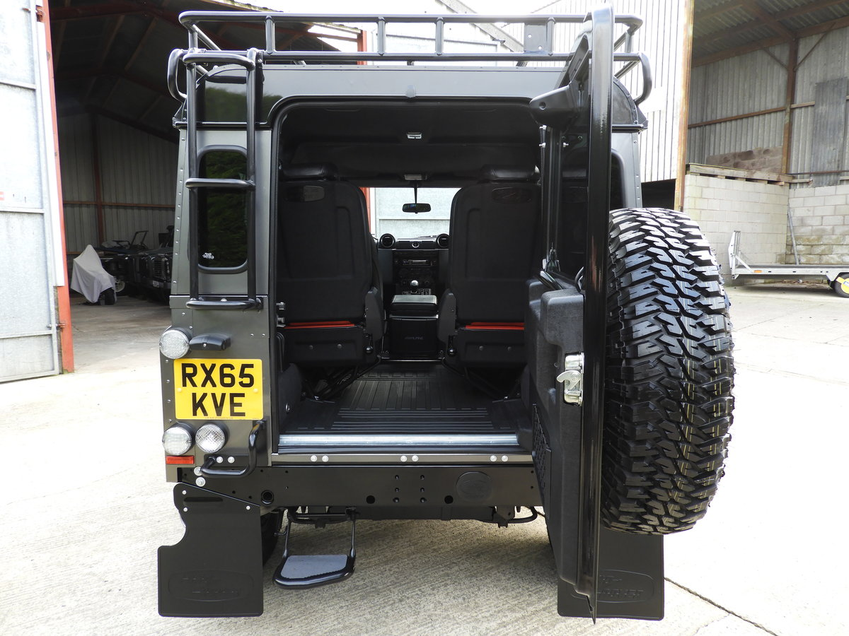 2015 LAND ROVER DEFENDER 90 2.2TDCI ADVENTURE STATION WAGON For Sale (picture 12 of 12)