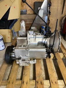 Picture of Fully reconditioned 1956 series 1 gearbox guaranteed repairs For Sale