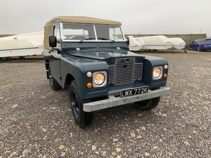 Picture of 1971 Land Rover® Series 2a RESERVED SOLD