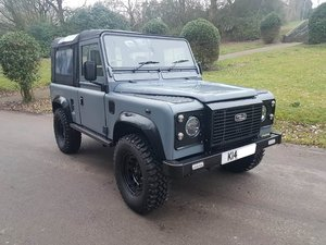 Picture of 1994 DEFENDER 90 300 TDI SOFT TOP For Sale