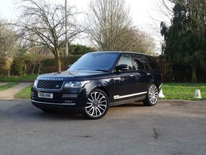 Picture of 2016 Land Rover RANGE ROVER SOLD