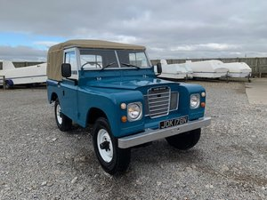 Picture of 1975 Land Rover® Series 3 *MOT & Tax Exempt* (JOK) SOLD SOLD