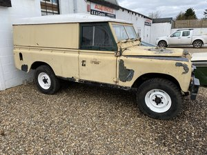 Picture of 1980 Land Rover LWB 109 Petrol For Sale