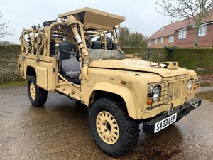 Picture of 1999 DEFENDER RWMIK+,UNDER 6000KM+UK reg'd For Sale