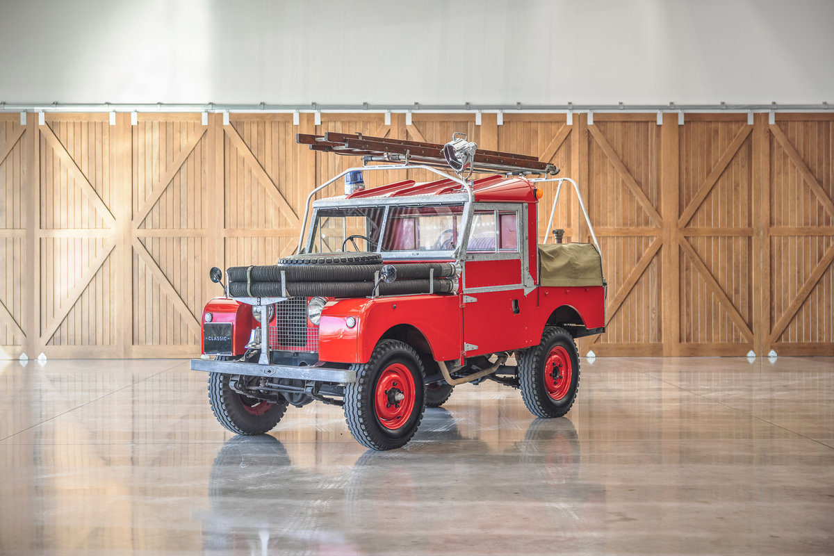 1958 Land Rover Series One 88 For Sale (picture 1 of 3)