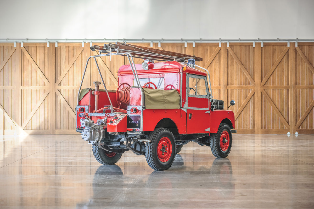 1958 Land Rover Series One 88 For Sale (picture 2 of 3)