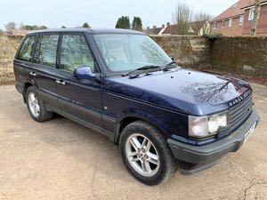 Picture of 2002 range rover P38A 2.5 DHSE auto SOLD
