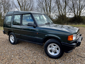 Picture of 1996 LAND ROVER DISCOVERY 300 TDI 3 DOOR MANUAL SOLD
