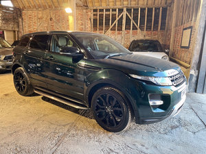 Picture of 2013 Range Rover Evoque 2.2 SD4 Dynamic Lux Auto AWD RAC Approved For Sale