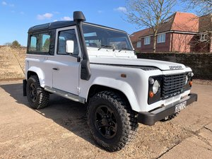 Picture of 1991 DEFENDER 90 GALVANISED CHASSIS REBUILD+TD5 POWER SOLD