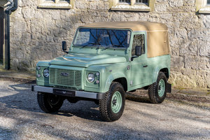 Picture of 2009 Land Rover Defender 90 Heritage Edition Soft Top For Sale