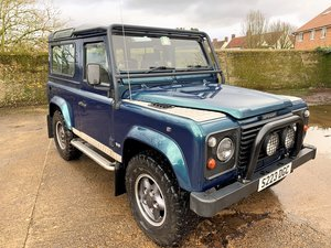 Picture of 1998 DEFENDER 90 50TH ANNIVERSARY 4.0V8 AUTO NICE MILES For Sale