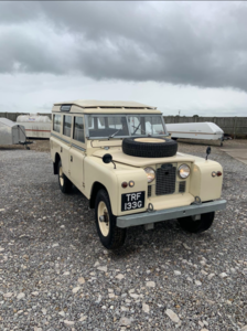 Picture of 1969 Land Rover® Series 2a 109 SOLD SOLD
