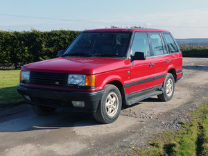 Picture of 1998 Range Rover P38 4.0 S.E Manual - L/R Company Vehicle For Sale