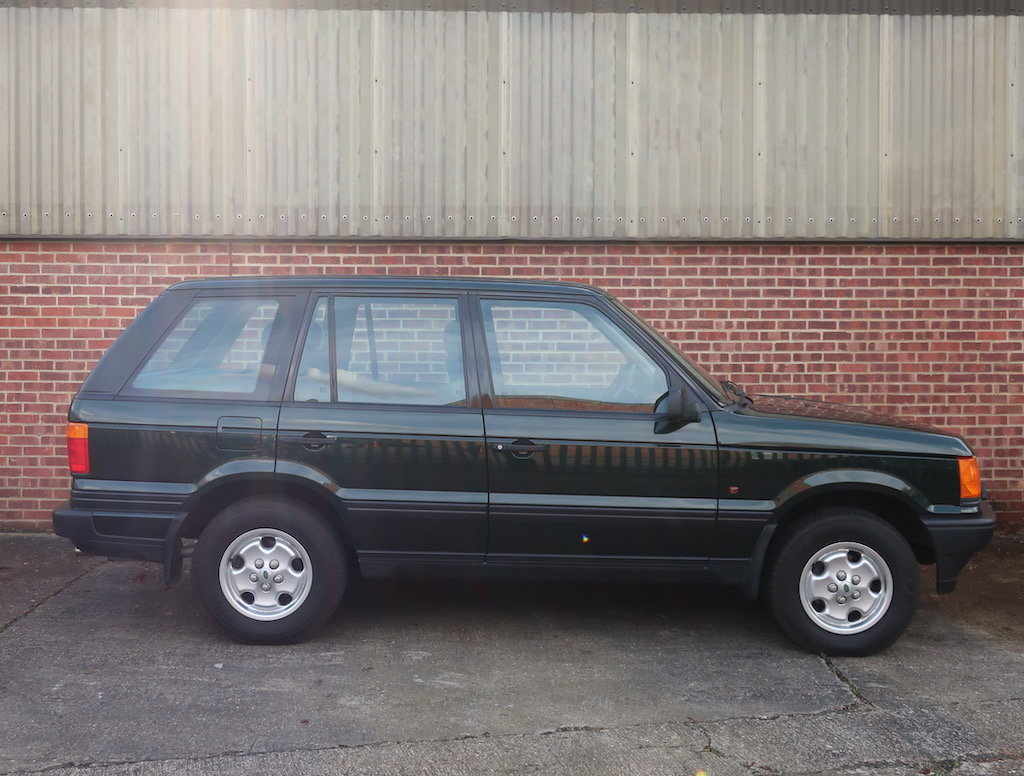 1996 Range Rover 4.0 SE ( P38 ) For Sale (picture 2 of 11)