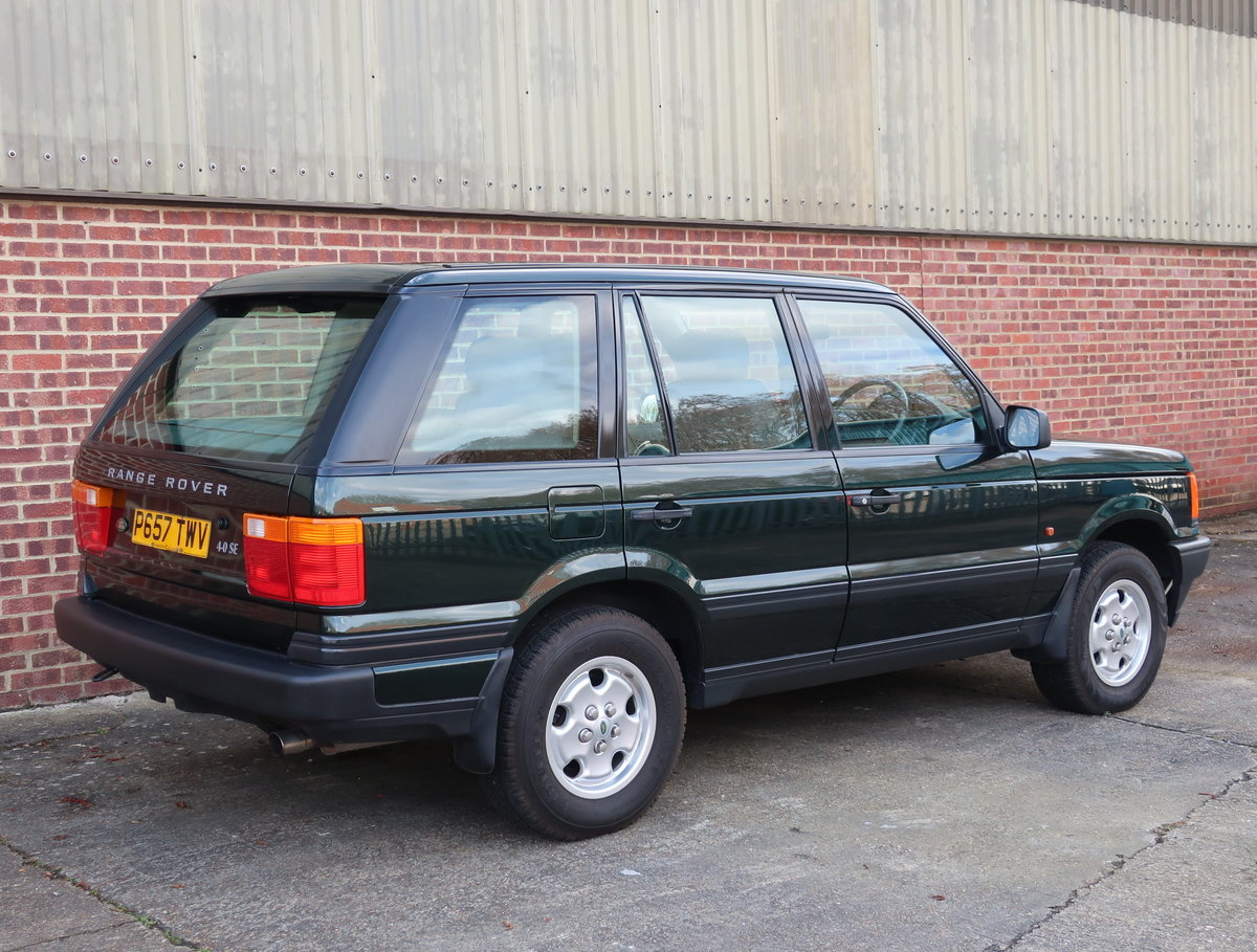 1996 Range Rover 4.0 SE ( P38 ) For Sale (picture 3 of 11)