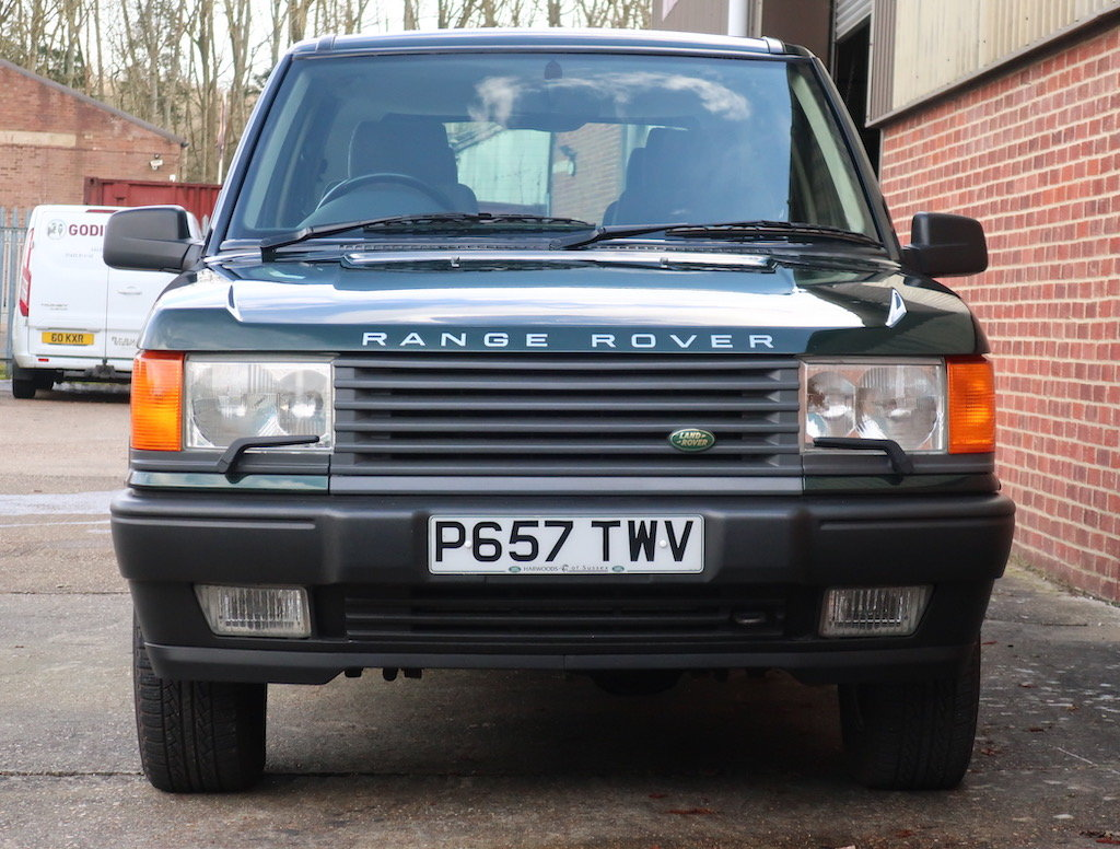 1996 Range Rover 4.0 SE ( P38 ) For Sale (picture 4 of 11)