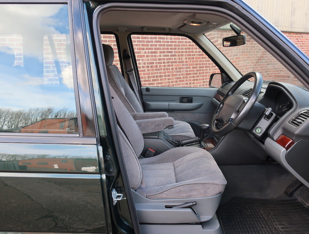 1996 Range Rover 4.0 SE ( P38 ) For Sale (picture 6 of 11)