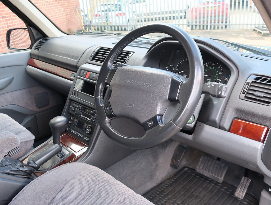 1996 Range Rover 4.0 SE ( P38 ) For Sale (picture 7 of 11)