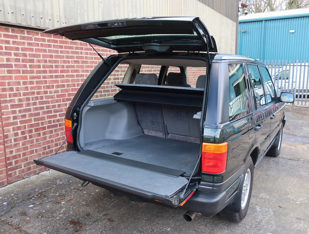1996 Range Rover 4.0 SE ( P38 ) For Sale (picture 10 of 11)
