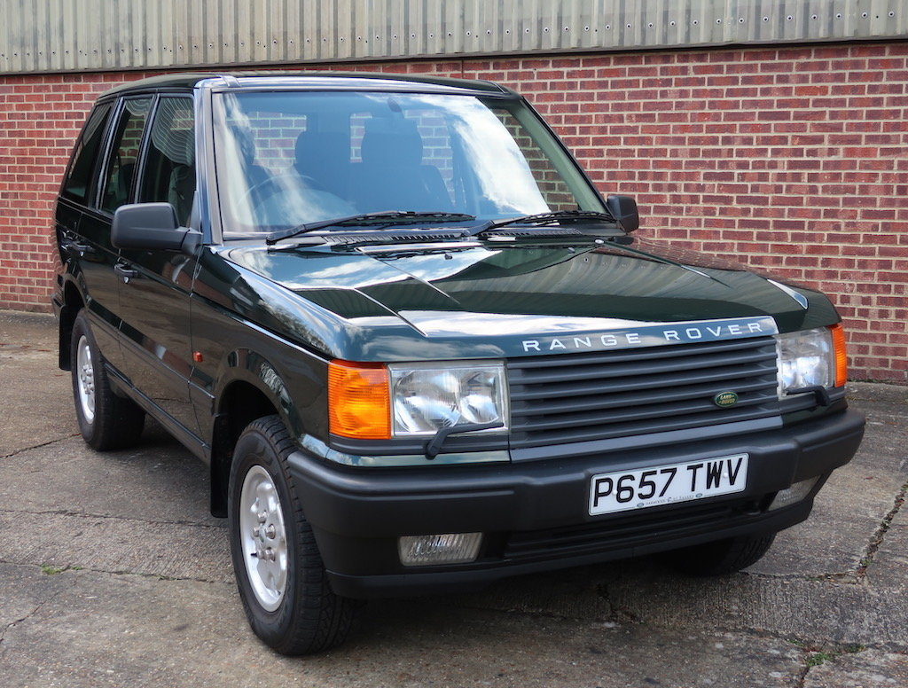 1996 Range Rover 4.0 SE ( P38 ) For Sale (picture 11 of 11)