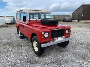 Picture of 1982 Land Rover® Series 3 *RARE Stage 1 V8 109 CSW* (PRF) SOLD SOLD