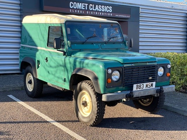 1985 Land Rover Defender 90 For Sale (picture 1 of 12)