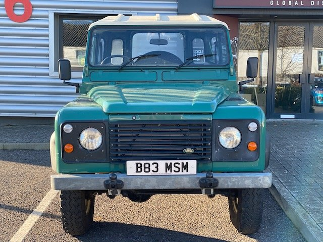 1985 Land Rover Defender 90 For Sale (picture 2 of 12)