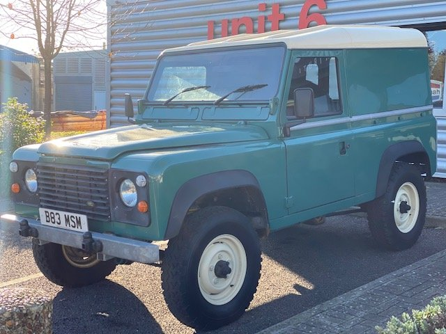 1985 Land Rover Defender 90 For Sale (picture 3 of 12)